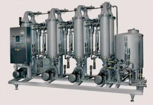 Macchine filtrazione vino