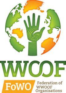 Logo dell'organizzazione internazionele wwoof