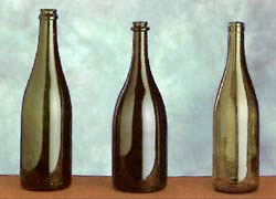 Immagine della champagnotta e della borgognotta