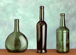 Immagine della bottiglia pulcinella, marsalese e ungherese