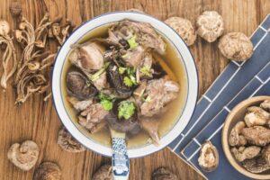 Immagine di zuppa cinese