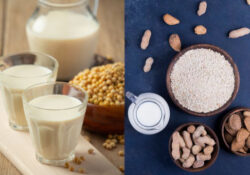 Immagine di latte vegetale