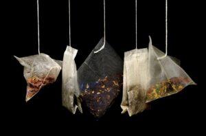 Immagine di bustine del tè
