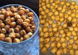 Immagine in evidenza di snack di ceci