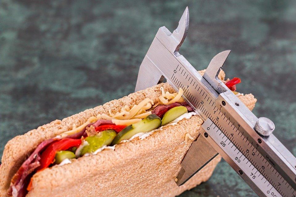 Immagine calibro calorie