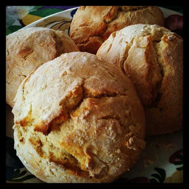 Immagine panini al rosmarino